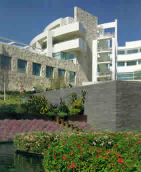 Naval Architecture on The J  Paul Getty Museum Is Noted For Its Stunning Architecture