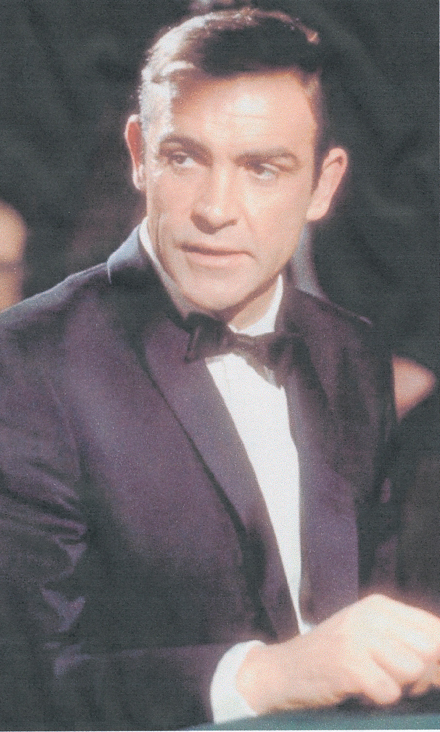 Connery as Bond in Thunderball